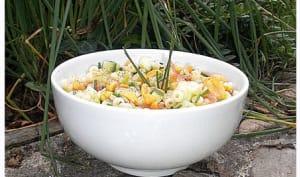 Tubettini en salade