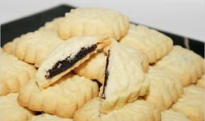 Biscuit marocain aux dattes