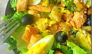 Salade Cesar au poulet