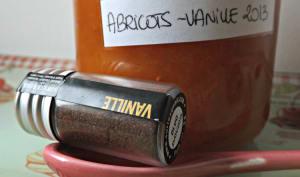 Confiture Abricots-Vanille au cookéo