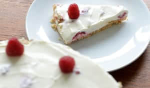 Cheesecake anglais aux fruits rouges