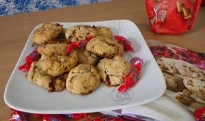 Cookies aux Daims