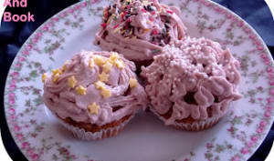 Cupcakes Choco-Framboises