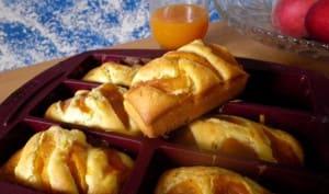 Mini-cakes aux abricots