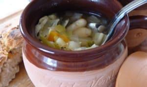 BAC N°6 : Les soupes et potages
