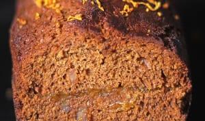 Pain d'épices à la confiture d'orange