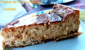 Cheesecake au Caramel et Pain d'Epice