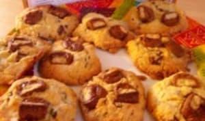 Cookies au Twix