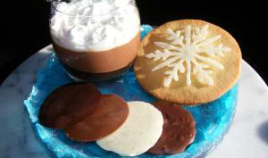 Blizzard aux saveurs épicées et chocolatées
