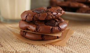 Outrageous Cookies Chocolate