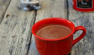 Choco-thé de Noël