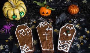 Brownies cercueil