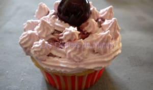 Cupcakes Amarena for ever