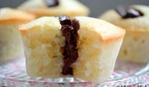 Mignardises chocolat coco et amandes