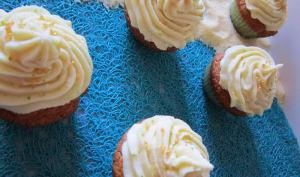 Cupcakes noix de coco citron vert
