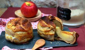 Coucous aux pommes - douillons aux pommes