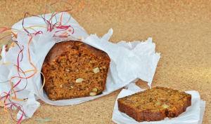 Cake carottes / noix / amandes / épices