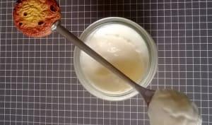 Yaourts fondants au lait concentré sucré