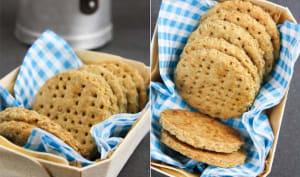 """Biscuits """"maison"""" comme des sablés britanniques"""