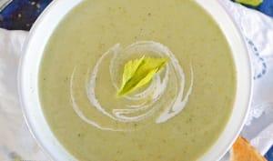 Crème de céleri