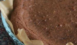 Fondant au chocolat aux feuilles de thé Earl Grey