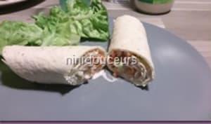 Wrap fraicheur