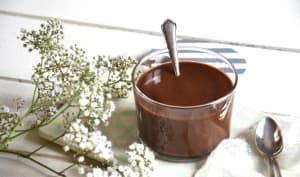 Pâte à tartiner à la poudre et au beurre de cacao cru