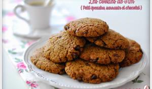 Cookies sarrasin et petit épeautre