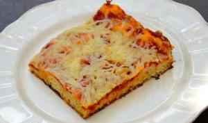 Pizza de boulangerie
