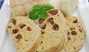 Gâteau ou met de pistache