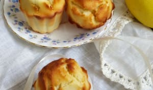 Petits gâteaux au citron et bergamote