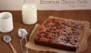 Brownie Choco Café