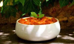 Soupe Toscane à la tomate