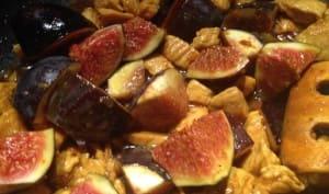 Poulet aux figues rôties façon tajine
