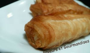 Filets de merlan croustillants aux épices orientales.