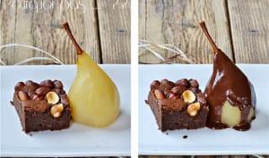 Poires / Chocolat