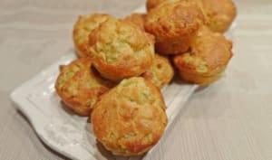 Petits cakes courgettes et Grana Padano
