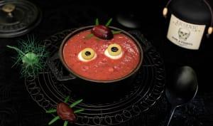 Soupe tomates haricots rouges
