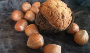 Muffins à la noisette