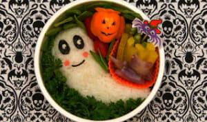 Bento spécial Halloween