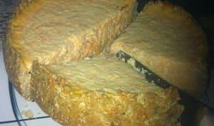 Cheesecake horriblement potiron