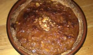 Tartelettes aux noix légères