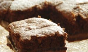Gâteau magique au chocolat et à la fève tonka