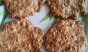 Biscuits au son, cannelle et citron