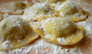 Pâte pour raviolis