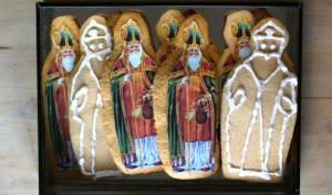 Pains d'Epices de la Saint Nicolas
