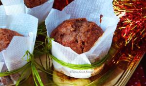 Muffins moelleux à la pomme et la cannelle