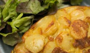 Tortilla de patatas espagnole