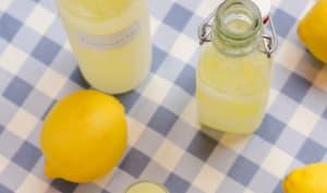 Limoncello et arancino maison