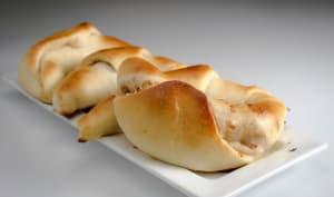 Mini pains farcis à la sarriette